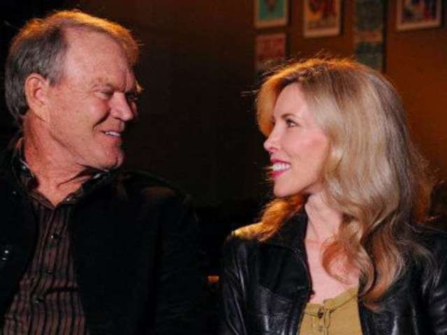 Glen Campbell's Wife, Kim, Opens Up About His Final Years
