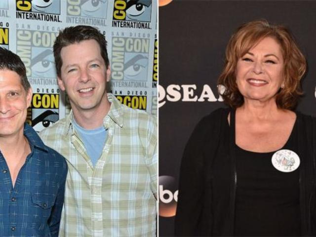 'The History of Comedy' Creators Sean Hayes and Todd Milliner Talk Comedy 'Tight Rope' After Roseanne Barr Scandal