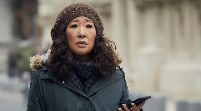 How Sandra Oh Made Emmy History