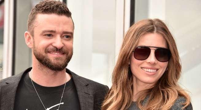 Jessica Biel Justin Timberlake Getty