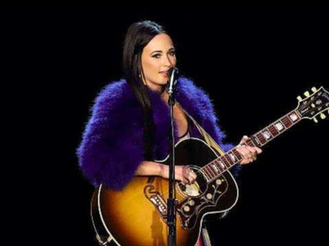 Kacey Musgraves 'Fortunate' to Tour With Willie Nelson, Katy Perry