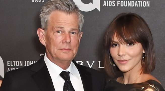 katharine mcphee david foster getty