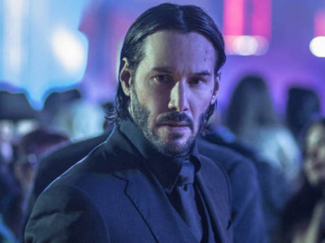 Keanu Reeves Confirms 'John Wick 3' Title