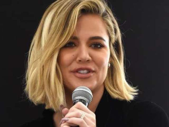 Khloe Kardashian Lashes out at Body-Shamers, Encourages Moms to 'Love Your Process'