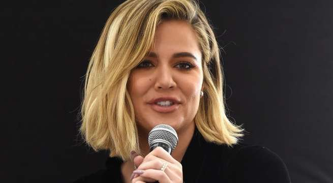 khloe kardashian getty october 2017