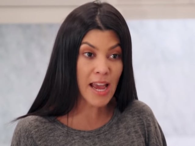 Kourtney Kardashian's 'Lunatic' Therapist to Blame for Fighting, Family Says