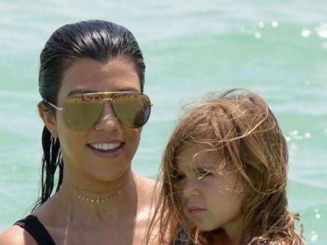 Kourtney Kardashian and Daughter Penelope Take Twinning to Stylish New Level
