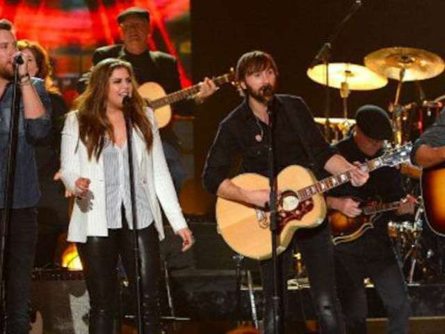 Lady A's Charles Kelley Reveals Best Part of Summer Plays On Tour With Darius Rucker