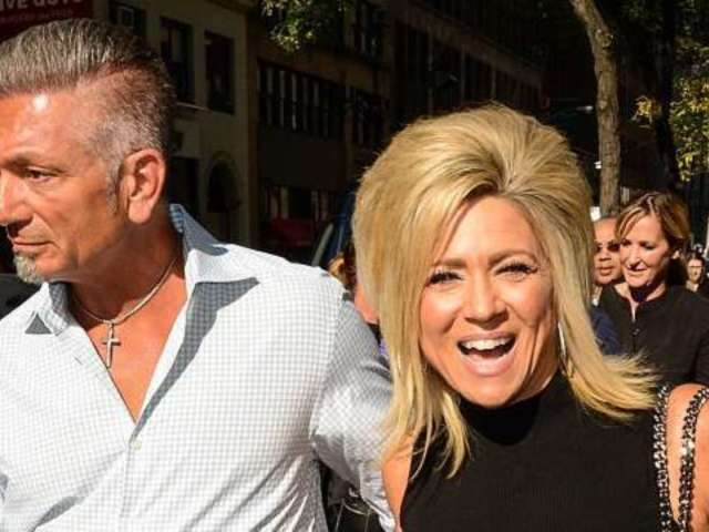 'Long Island Medium' Theresa Caputo Officially Files for Divorce