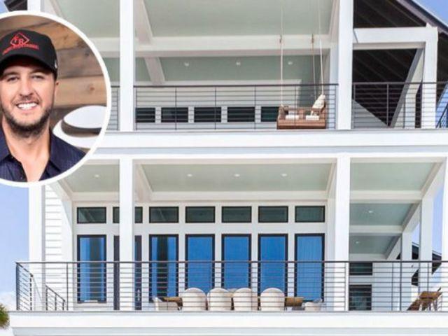 Peek Inside Luke Bryan's Gorgeous Florida Beachfront Home