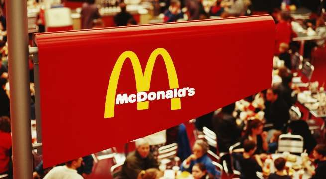 mcdonalds logo getty