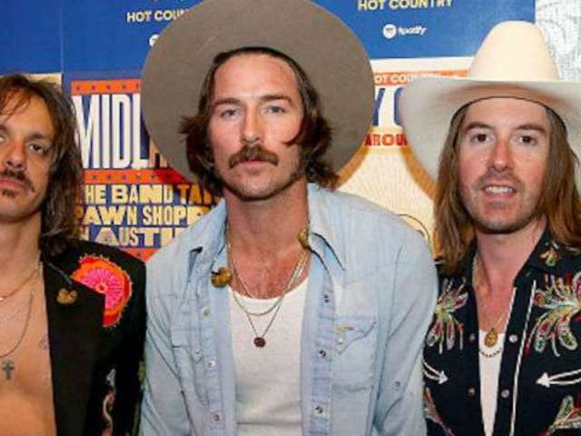 Midland's Mark Wystrach Says Pregnant Wife Ty Is Due Any Day: She's About to Burst' (Exclusive)