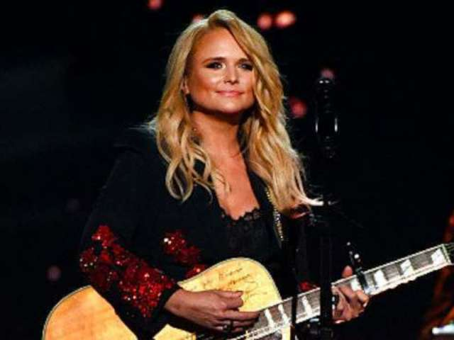 Miranda Lambert Is 'Happily Single' and Focusing on Music