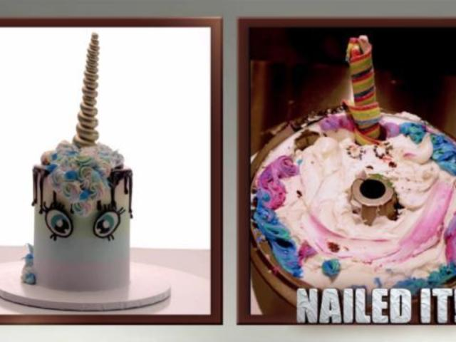 'Nailed It!' Season 2: Best Baking Fails