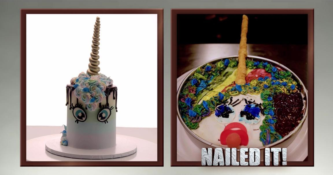 Nailed It Season 2 Best Baking Fails