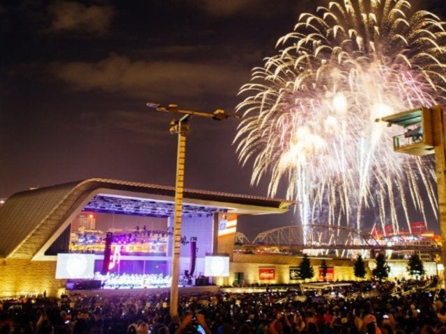 Biggest July 4th Fireworks Near You
