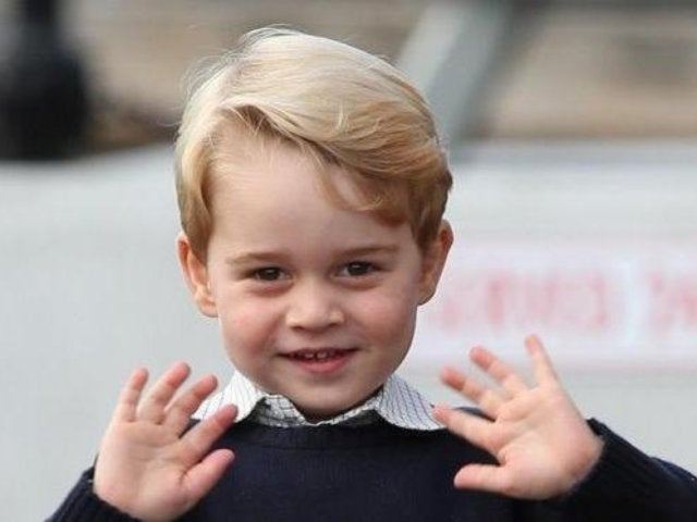 Kensington Palace Releases New Photo of Prince George in Honor of 5th Birthday
