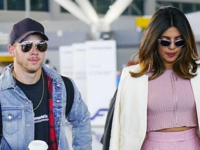 Priyanka Chopra Introduced Nick Jonas to Meghan Markle and Prince Harry in Royal Visit