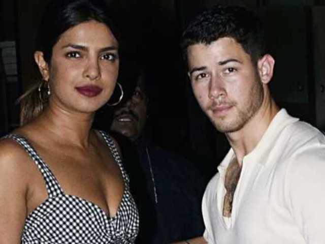 Nick Jonas and Priyanka Chopra Double Date With His Brother Joe and Sophie Turner