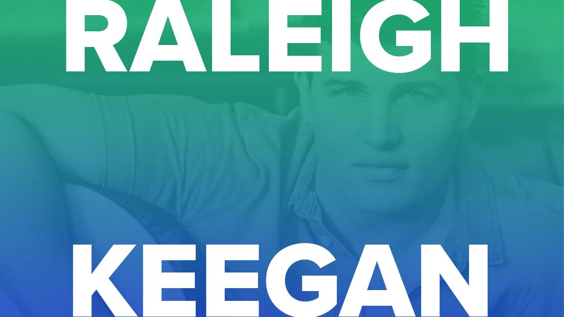 Raleigh Keegan - PopCulture Performance & Interview screen capture