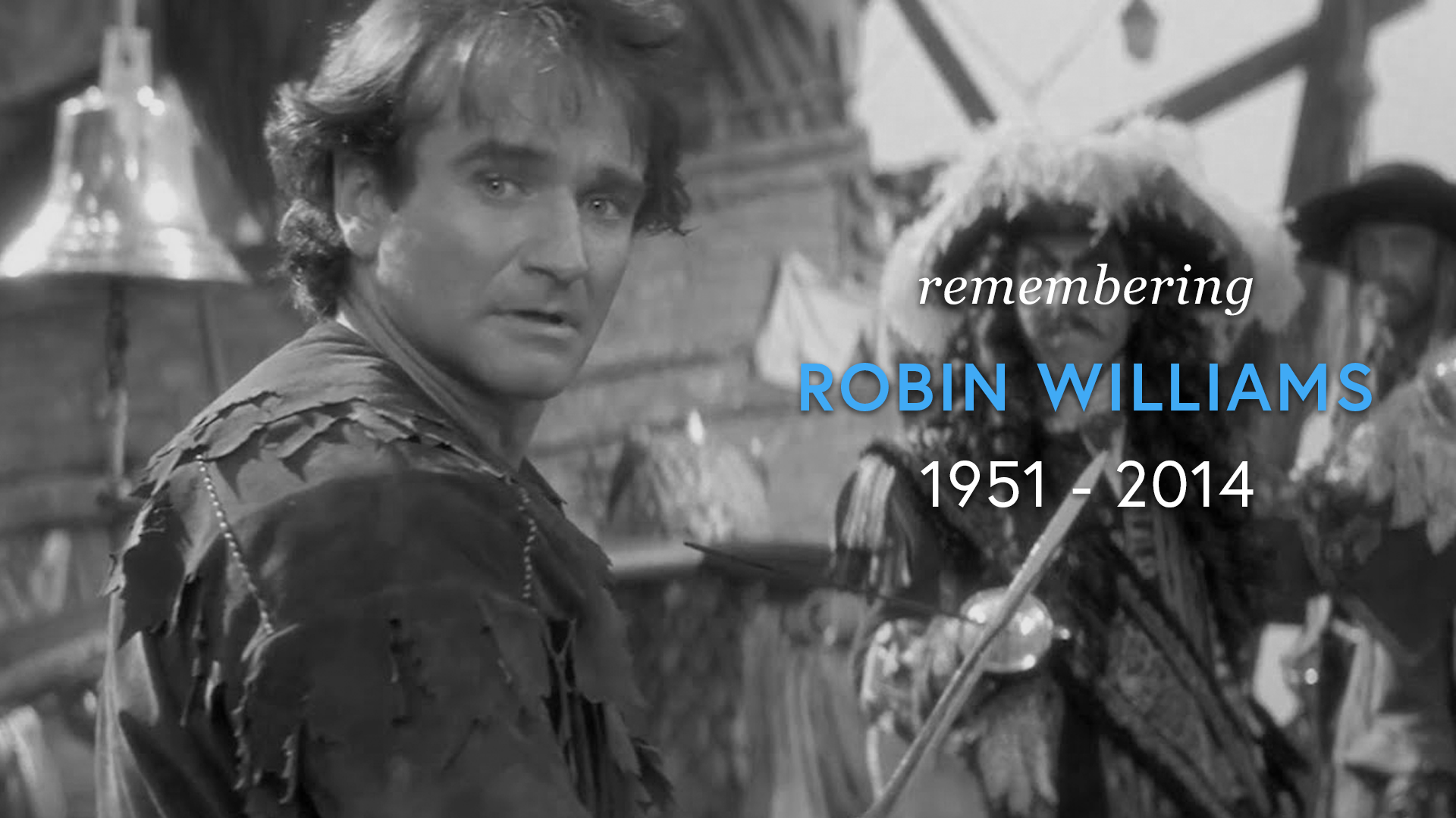 Remembering Robin Williams (1951 - 2014) screen capture