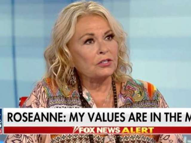 Roseanne Barr Disputes Racist Claims: 'I Reject What You Call Me'