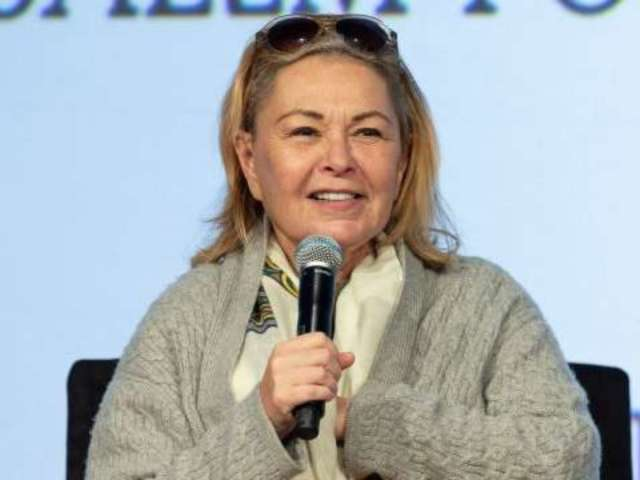 Roseanne Barr Addresses Her Controversies in Recently Tweeted Photo Her 'Friend Made'