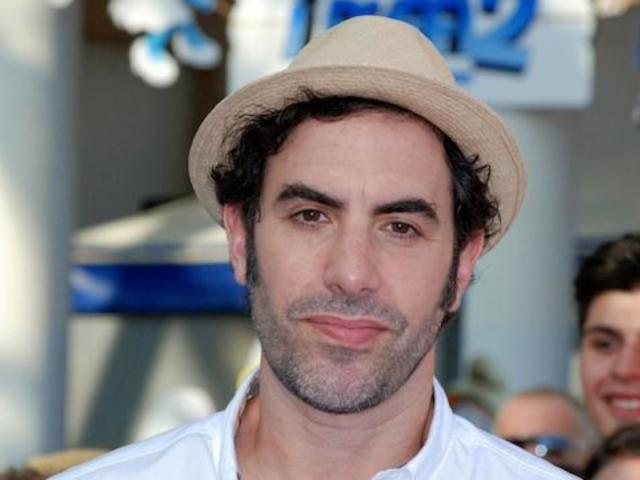 Sacha Baron Cohen Says 'Borat' Ended Pamela Anderson and Kid Rock's Marriage
