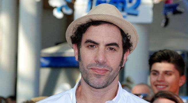 Sacha Baron Cohen in Talks With Showtime for Comedy Series
