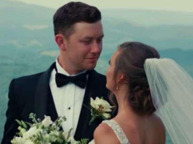 Scotty McCreery Recalls 'Overwhelming' Wedding Day