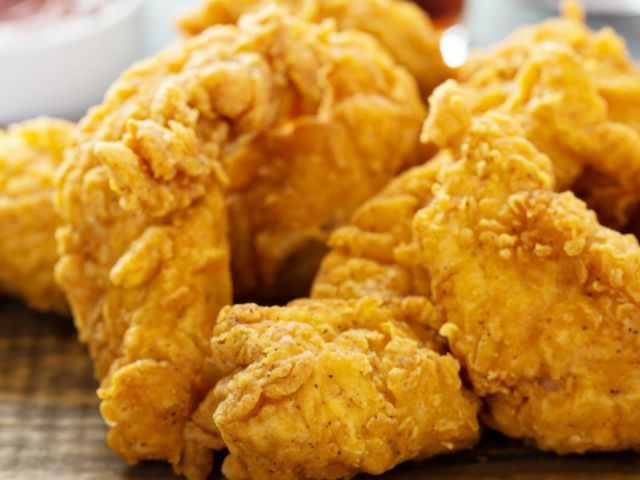 Wendy's Giving Away 'Winner, Winner' Chicken Tenders on Friday