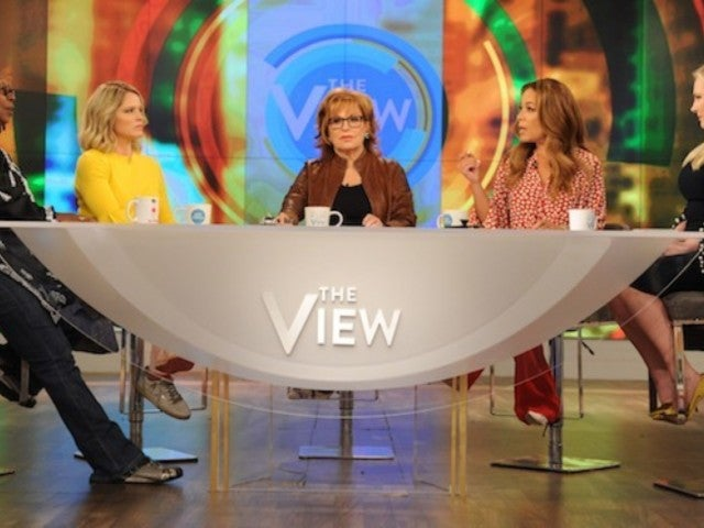 'The View' Co-Hosts Meghan McCain and Joy Behar Relationship 'Fine' After George H.W. Bush Fight