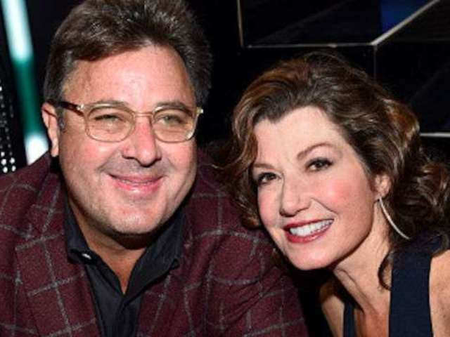 Amy Grant Recalls Perfect Christmas Gift She Bought for Vince Gill