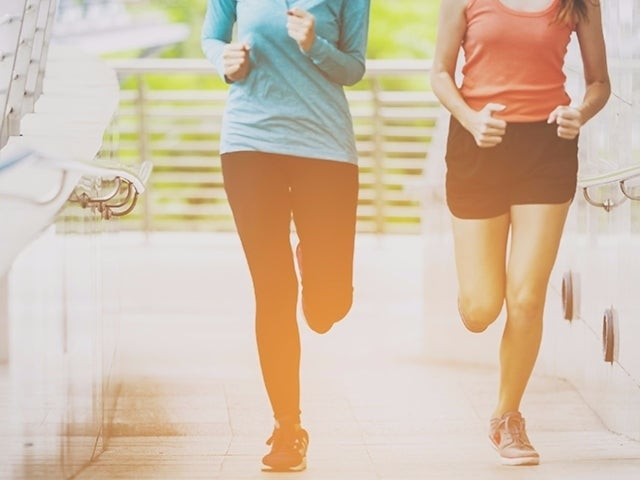 5 Walking Workouts to Lose Weight