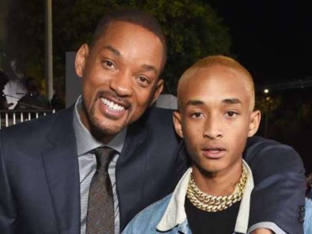 Will Smith Celebrates Son Jaden's 20th Birthday With Sweet Spider-Man Throwback Photo