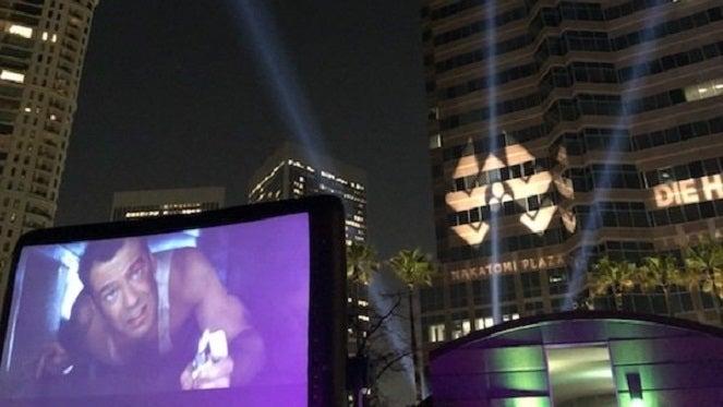 Yippee-ki-yay! 'Die Hard' Celebrates 30th Anniversary With 'Nakatomi Tower' Screening
