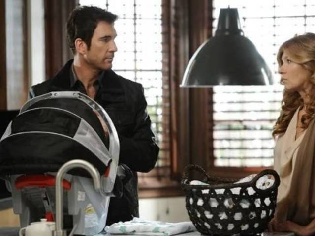 'AHS: Apocalypse' Shares First Look at Connie Britton and Dylan McDermott's Anticipated Return