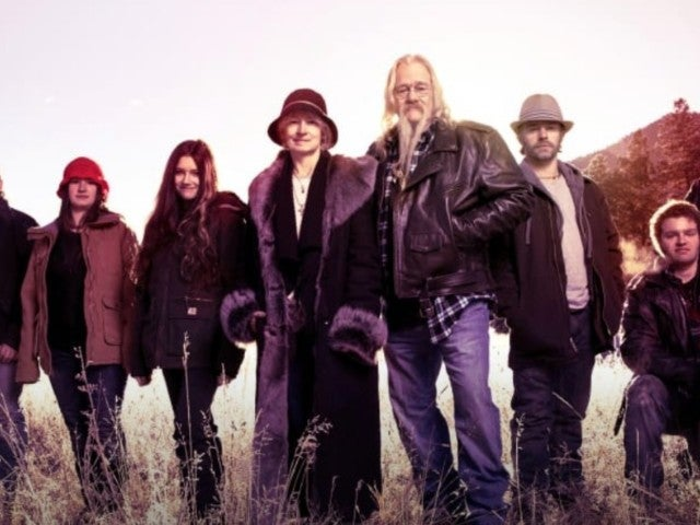 'Alaskan Bush People' Star Billy Brown Reveals New 'Dream' for Family's Land
