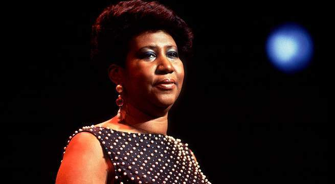 aretha franklin 1986 getty