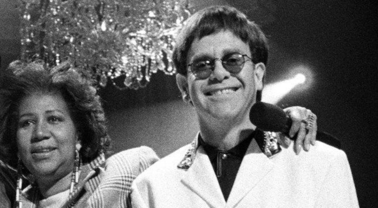 Elton John Recalls Aretha Franklin's Final Performance in Heartfelt Tribute