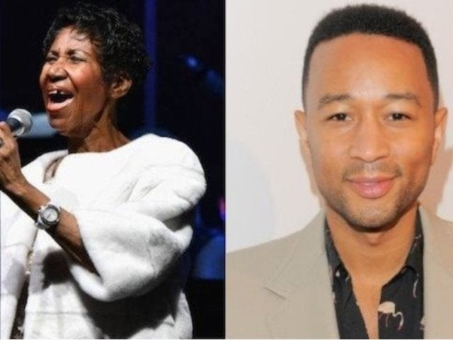 John Legend Joins Chorus Saluting Aretha Franklin: 'Salute to the Queen'