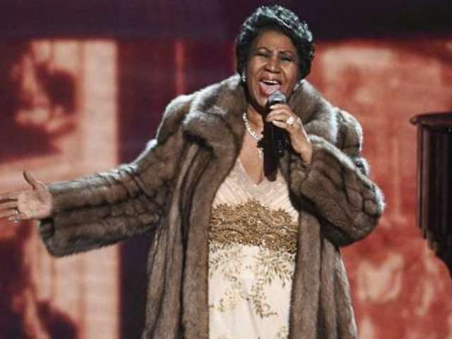 Watch Aretha Franklin Move President Obama to Tears in 2015 Kennedy Center Performance