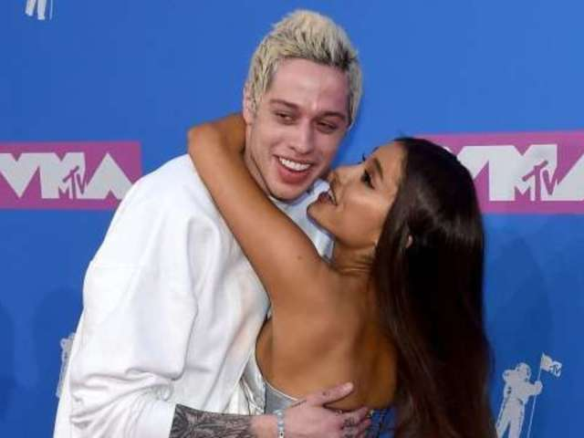 Pete Davidson Jokes About Ariana Grande in New Stand-up Routine
