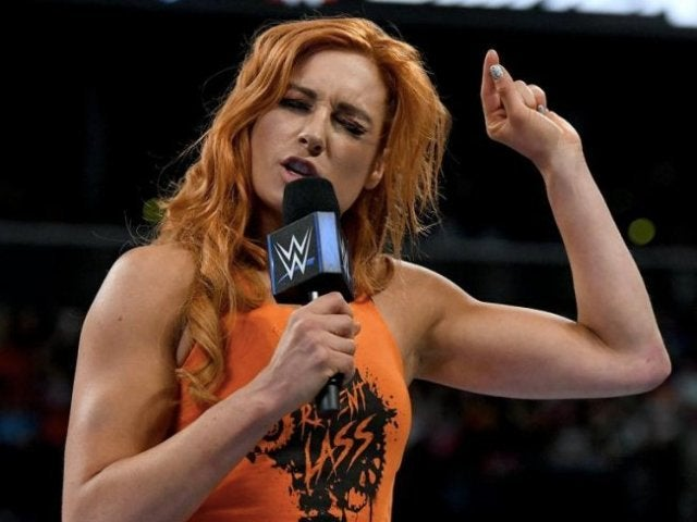 Becky Lynch on Lack of WWE Opportunities: Maybe I'm Not Blonde Enough