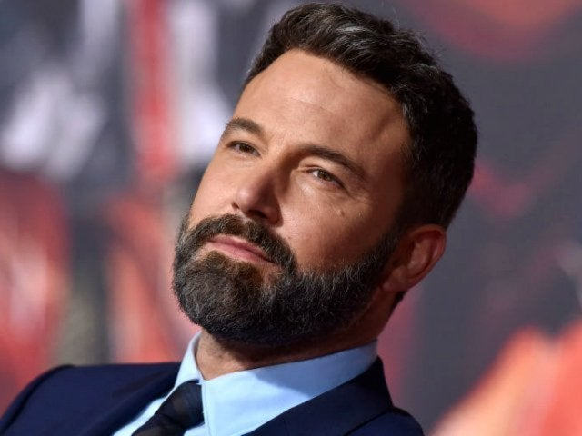 Ben Affleck Debuts Fresh Shaven Look in New Photo