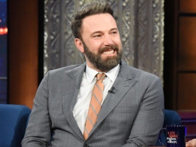 Ben Affleck Curses on Live TV During ESPN's 'Get Up!' and 'First Take'
