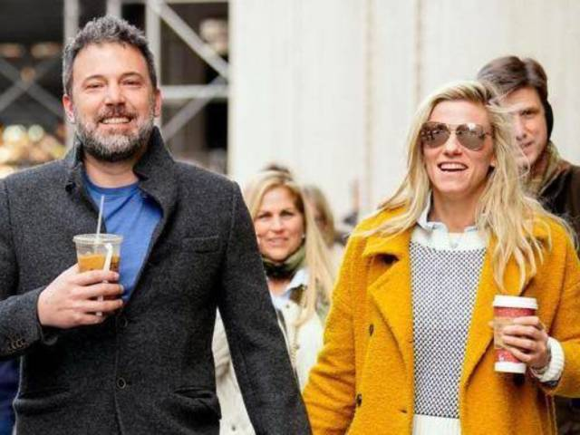Ben Affleck Joined Ex Lindsay Shookus for Dinner 6 Months After Breakup