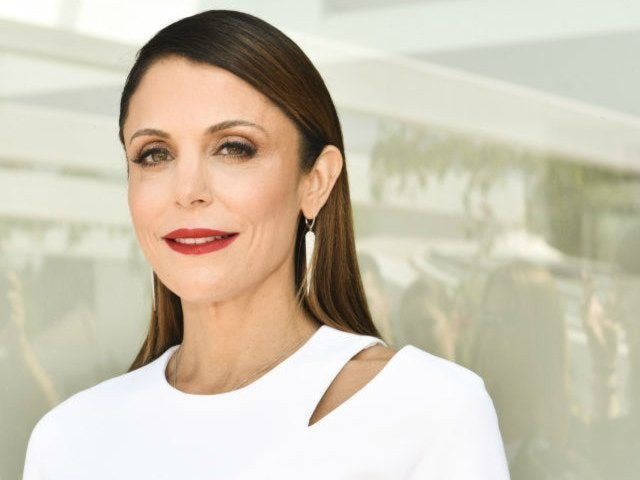 Bethenny Frankel Spotted Holding Hands With Mystery Man