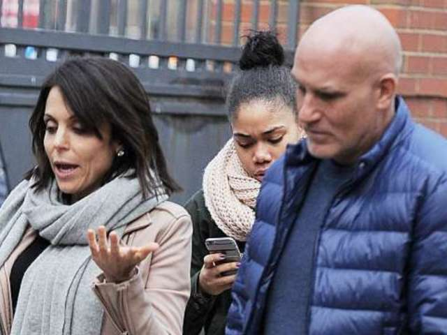 Dennis Shields Discussed On-Again, Off-Again Relationship With Bethenny Frankel Days Before His Death