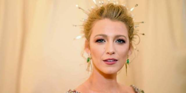 blake lively met gala getty images